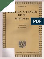 Platts Mark Comp La Etica a Traves de Su Historia UNAM 1988