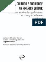 Pluralismo Politico y Nuevas Identidades Politicas en América Latina