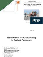 29149219 Road Crack Sealing Manual