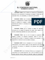 Ley No. 102-13`Que regula la instalacion y uso de camaras de seguridad en espacios publicos