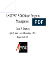 ANSI ESD S 20.20 and Program management.pdf