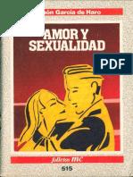Garcia de Haro 1990-Amor y Sexualidad