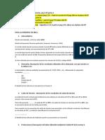 Guía Para Presentación de Trabajo Final - Memoria Técnica y Planos