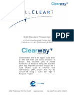 Phraseology Manual 1.0.Clearway