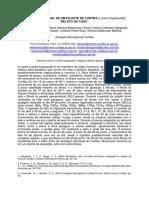 Criação Artificial de Um Filhote de Lontra (Lontra Longicaudis) Relato de Caso Anais Szb 2015