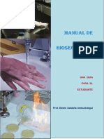 Manual de Bioseguridad by Ambulodegui