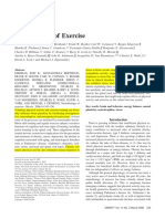 2006 - Dishman Et Al. Neurobiology of Exercise