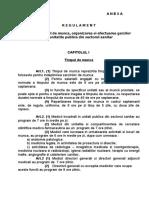 Regulament privind privind timpul de munca, organizarea si efectuarea garzilor.doc