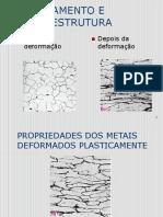 METALURGIA FÍSICA DA TRANSFORMAÇÃO MECÂNICA.ppt
