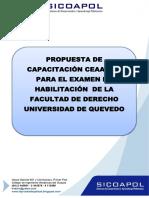 Propuesta Fac.odontologia Cuenca
