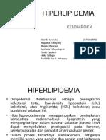 Antihiperlipidemia Kel 4