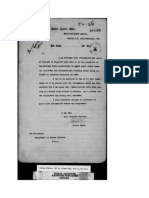 6. 1899-1911 Cree/Halfbreed Deportation Correspondence, Canadian Archives