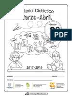 MD 3° MARZO- ABRIL 17-18