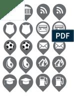 iconoc mas usados