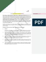 Draft DGO 5.02 and Draft ECD Appendix