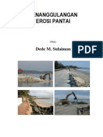 Penanggulangan erosi pantai