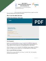 ISO Help Document