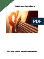 Teoría Básica de La Guitarra