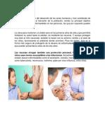 Niños Vacunados y Control Medico