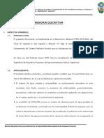 DISPONIBILIDAD HIDRICA CCOLLONI