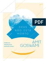 Deus nao esta Morto - Amit Goswami.pdf