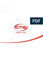CTS Export Catalogue 2009