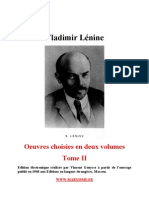 Oeuvres Choisies - Tome II