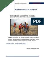 01. Informe Nº 01Residente Diciembre