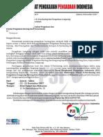 Surat PKPI No 04.1_BT-P31XII_2017 Bimbingan Teknis E-Purchasing Dan Pengadaan Langsung BarangJasa Pemerintah