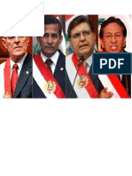 4ultimos presidentes