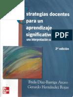 Díaz Barriga. Estrategias docentes para un aprendizaje significativo. Capítulo 2.pdf