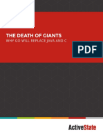 2017-10 Active State Whitepaper - The  Death of Giants - Why GO will replace Java and C.pdf