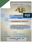 Informe Tesis III- Julio Ok