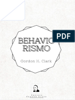 Behaviorism o