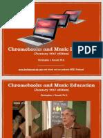 Chromebooks and Music Education 20172