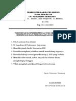 354331707 8 1 1 4 Persyaratan Kompetensi Petugas Yang Melakukan Interpretasi Hasil Pemeriksaan Lab