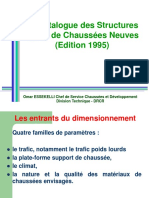 Cours EHTP - Catalogue de Structures 1995