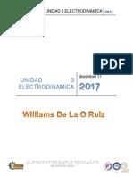 Unidad 3 Electrodinamica