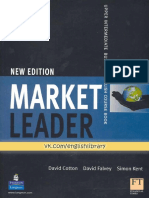 Market Leader Coursebook