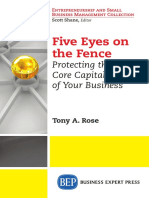 (2014 Digital Library._ Entrepreneurship and Small Business Management Collection) Rose, Tony a-Five Eyes on the Fence _ Protecting the Five Core Capitals of Your Business