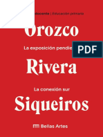 Orozco Rivera Siqueiros Material Docentes Primaria
