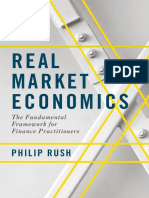 Philip Rush (Auth.)- Real Market Economics_ the Fundamental Framework for Finance Practitioners-Palgrave Macmillan UK (2018)
