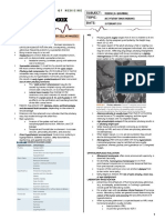 Anterior Pituitary Tumor Syndromes