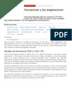 Bandas LTE _ LTE Bandas de Frecuencias Del Espectro _ Radio-Electronics