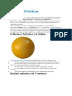 Quim.1 - Cap.4.2 - Modelos Atômicos