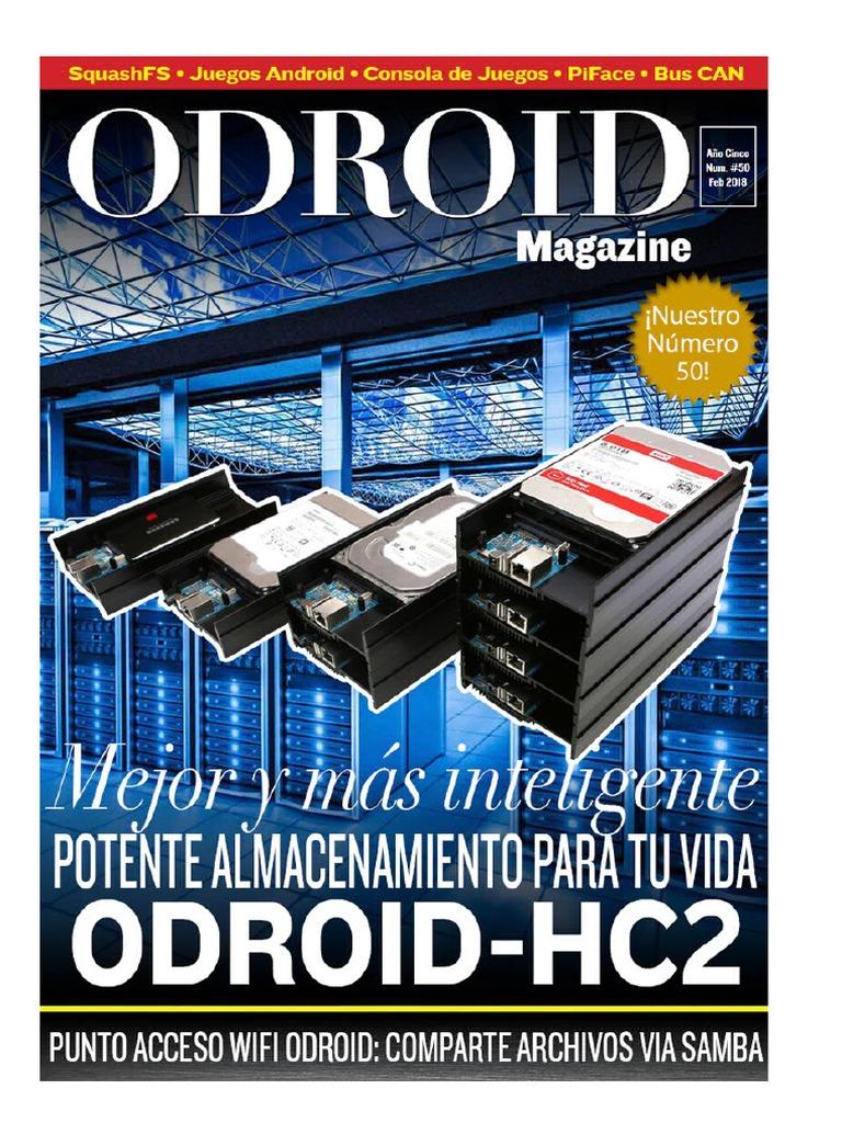 Odroid Hc2