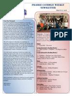 Newsletter 3 8 18