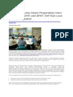 Penilaian Maturitas SPIP Oleh BPKP