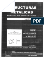 Troglia Estructuras Metalicas Tomo I