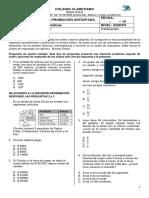 Examen Promocion Anticipada Para El Grado Quinto (1)